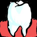 Piękne nienaganne zęby również godny podziwu cudny uśmieszek to powód do dumy.